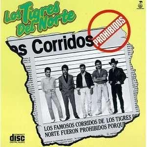 Corridos Prohibidos Music