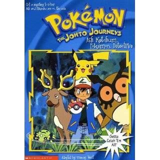 Ash Ketchum, Pokemon Detective (Pokemon The Johto  #18