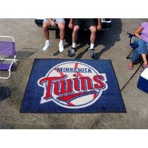 MLB Minnesota Twins   TAILGATER AREA MAT (60x72)