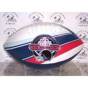 Champs   Full Size NFL Team Logo Fotoball Football