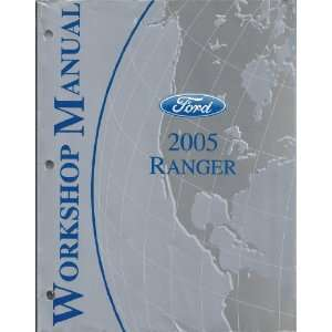 Ranger Workshop Manual (Complete Volume) Ford Motor Company Books