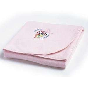 Lee Middleton Dolls 656 Pink Fleece Blanket: Toys & Games