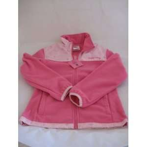 Hello Kitty Infants Girl Fleece Jacket 7/8 Pink New Baby