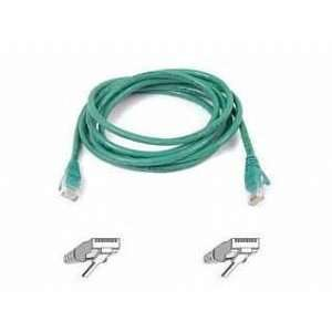 CAT6 patch cable RJ45M/RJ45M 4ft green Electronics
