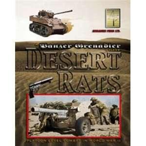 Desert Rats Toys & Games