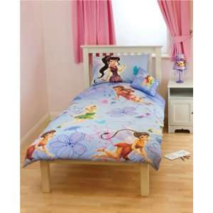 Disney Fairies Tinkerbell Rotary Single Bed Duvet Quilt