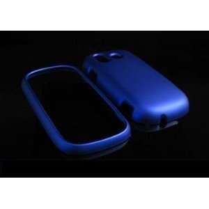 Rubber Feel Faceplate Accessory Case Cover for Samsung Intensity U450