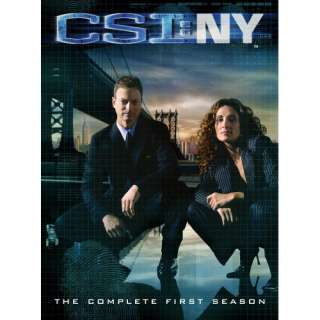 CSI: New York   The Complete First Season: Gary Sinise