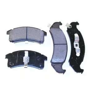 Prime Choice Auto Parts SMK623 Premium New Semi Metallic Front Brake