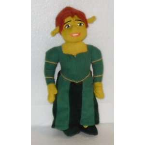 Shrek 2; 10 Princess Fiona Plush Stuffed Toy Doll Toys & Games