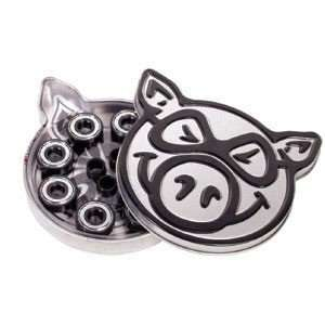 Pig Wheels Pig Speed Star Skateboard Bearings: Sports & Outdoors