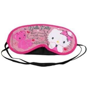 Hello Kitty Eye Mask Bear Toys & Games
