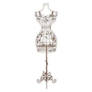Elegant Metal Mannequin Stand