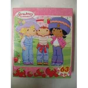 Strawberry Shortcake Berry Best Friends 63pc Puzzle
