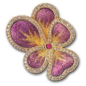 Swarovski Crystal Ning Brooch Pin 1080535