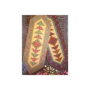 Madison Square Table Runner Pattern