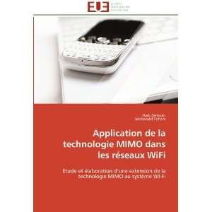 Application de la technologie MIMO dans les réseaux WiFi
