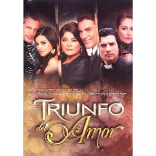Triunfo Del Amor Telenovela DVD Boxset
