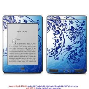 Kindle Touch (Matte Finish) case cover MAT KDtouch 111 Electronics