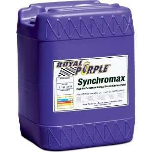 Performance Synthetic Manual Transmission Fluid   5 Gallon Automotive