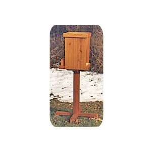 Deer Feeder Plan (Woodworking Project Paper Plan): Home