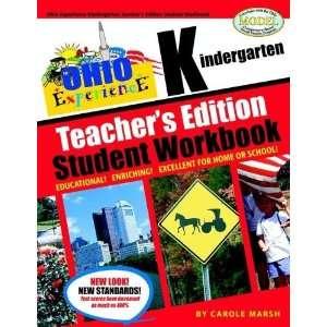 Ohio Kindergarten Teachers Edition Student Workbook