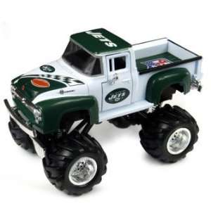 UD NFL 56 Ford Monster Truck New York Jets Sports
