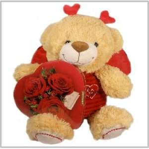 Chocolate Bumble of Love   A Valentines Day Gift