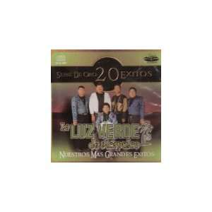 La Luz Verde De Acapulco Serie Oro 20 Exitos Music