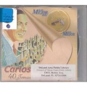 Carlos Gardel 40 Temas Originales (2 discs) Music