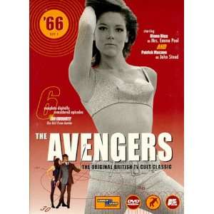 Avengers 66   Set 1, Vol. 1 & 2 Patrick Macnee, Diana