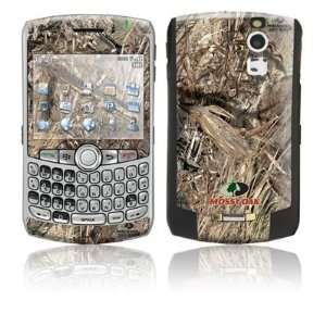 Duck Blind Design Protective Skin Decal Sticker for Blackberry Curve