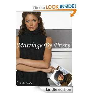 Marriage By Proxy: Sasha Combs:  Kindle Store