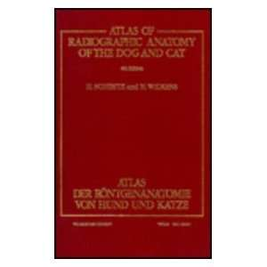 Atlas of Radiographic Anatomy of the Dog and Cat