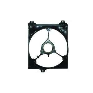 Replacement AC Condenser Cooling Fan Shroud Automotive
