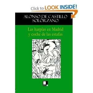 Las harpias en Madrid y coche de las estafas (Spanish