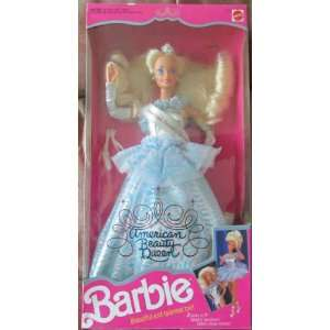 American Beauty Queen Barbie Doll Toys & Games