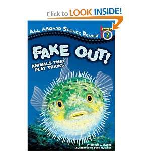 AASR Fake Out! Animals That Play Tricks (All Aboard Science Reader)