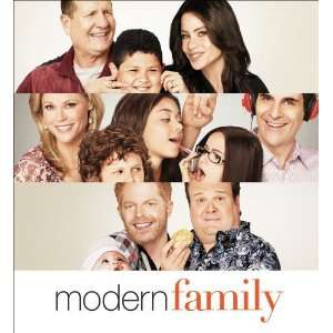 Modern Family 2011 Wall Calendar [Calendar] LLC Andrews