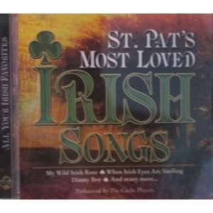 St Pats Most Loved Irish Songs Music
