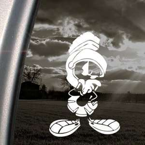 MARVIN THE MARTIAN Decal Car Truck Window Sticker