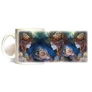 Daughter of the Deep Mug by Artist Josephine Wall 11oz