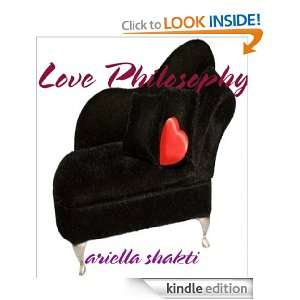 Love Philosophy: Ariella Shakti:  Kindle Store