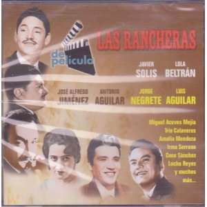 Las Rancheras Los Mejores Temas Del Cine Mexicano lola
