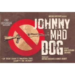 Johnny Mad Dog by Unknown 17x11 Kitchen & Dining