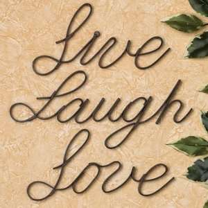 Live Laugh Love Wall Words   Party Decorations & Wall