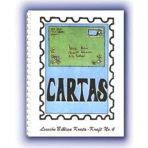 Lecciones objetivas   Cartas (22 páginas, rústica, 21.5 x 28 cm [8.5