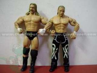 Wholesale Decoration WWE DX 3H HBK Popular Action Figure 2Pcs