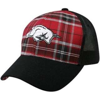 Arkansas Razorbacks Hogs Flex Fit Game Player Cap Hat