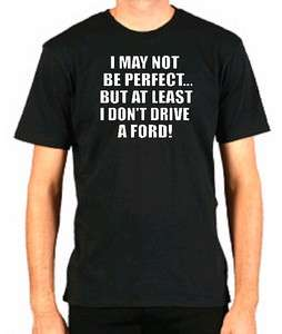 PERFECT FUNNY JOKE CHEVY FAN TRUCK CAR AUTO GEAR HEAD RACING